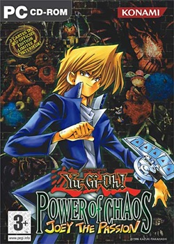 Yu-gi-oh Power Of Chaos Trilogy Para PC Español Full
