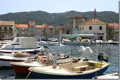Croatia Cruising Companion - Stari Grad