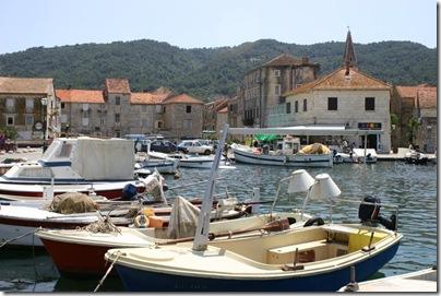 Croatia Cruising Companion - Stari Grad
