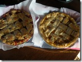 Fried feast pies