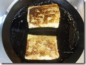 Blintzes cooking
