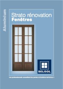 Fenêtres STRATO de rénovation