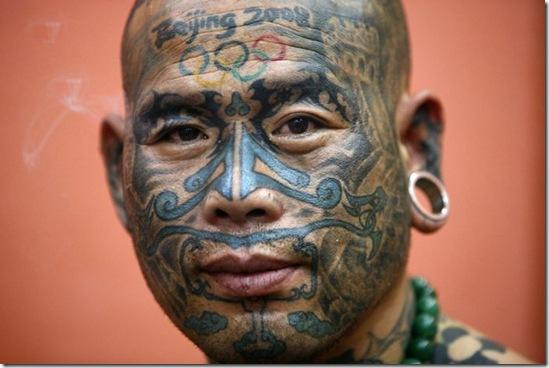 Weird wtf extreme tattoos pics