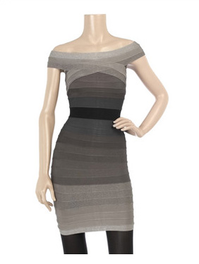 HERVE LEGER Ombre