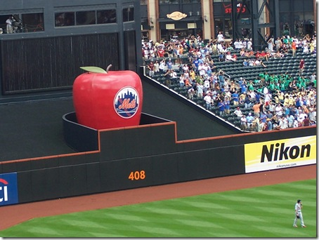 Citi Field Walls