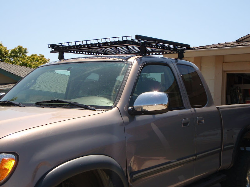 Sort Of Custom Roof Rack Basket Ttora Forum