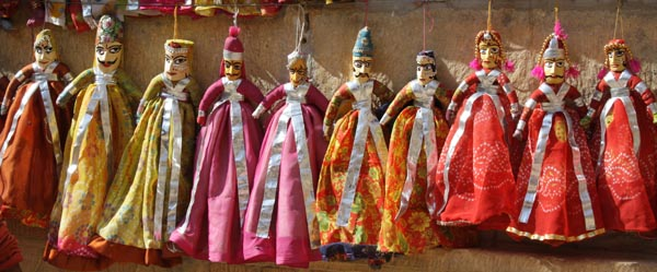 Puppets of Rajasthan