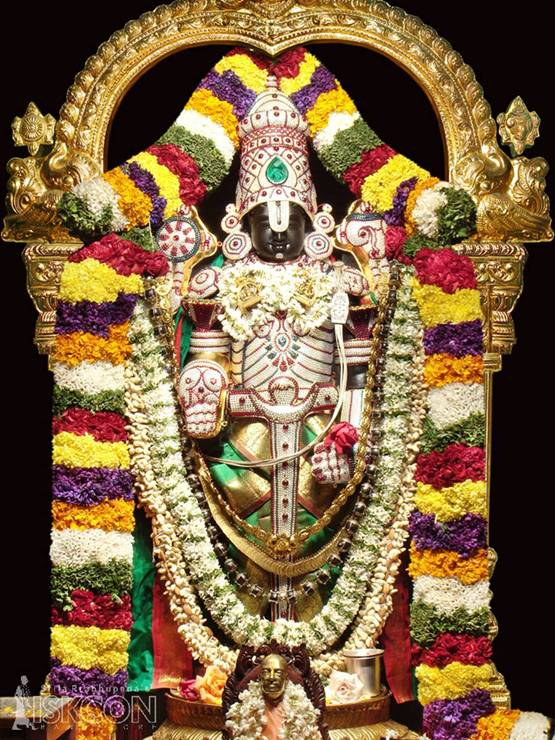 Balaji… Tirupati Balaji…