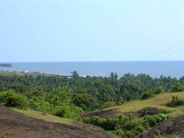 Sea View from Kade Varcha Ganpati Temple