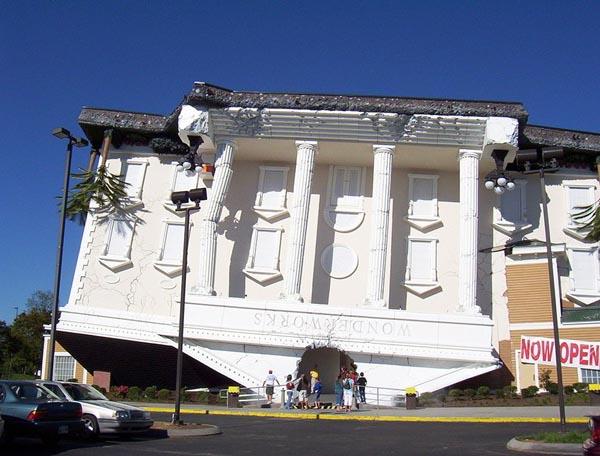 Odd Building 7