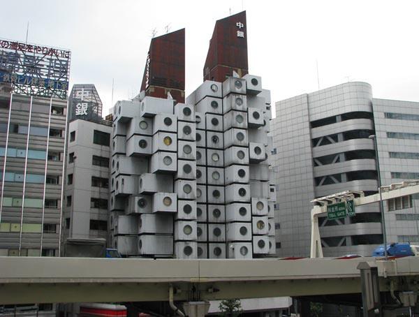 Odd Building 12