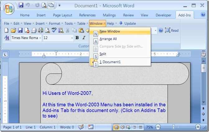 wordmenu2003