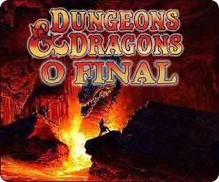 Caverna do Dragão Episódio Final