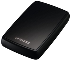 hd externo samsung 320 GB