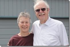 Kathy and Jim