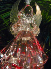 Blody Glass Angel