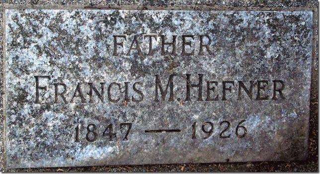 Francis Hefner