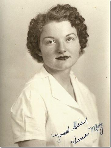 Alvina May Montgomery Walton