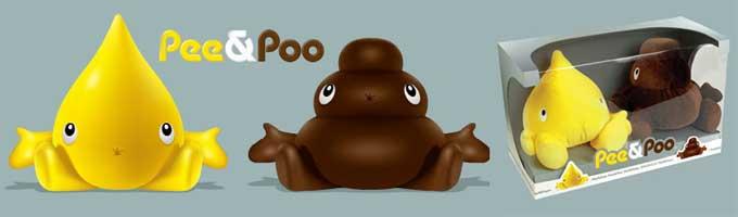 Pee & Poo Toys