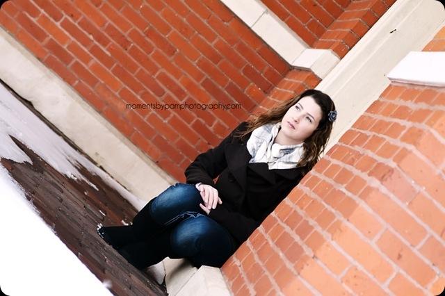 Amanda B Senior 2011 Winter 090 logo