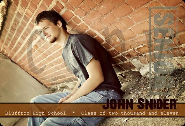 2011 Grad Announcement 8 Front copy