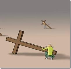 4 Never Cut Cross 不要锯短我们的十字架