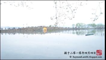 杭州西湖•断桥残雪