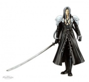 boneco miniatura action figure sephiroth ff7 final fantasy 7