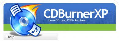 cdburnerxp programa para gravar dvd de dados