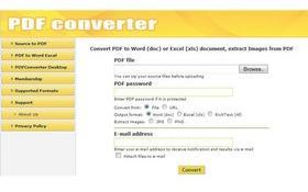 site free pdf convert