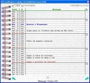 tela do programa de cadastro de clientes