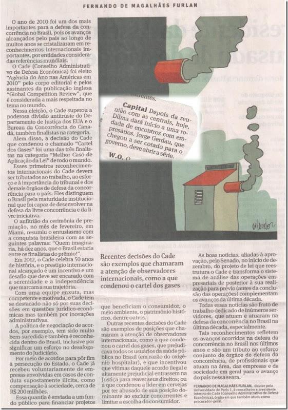 Lei Antitruste Brasileira