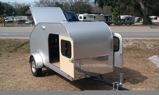 T3 Sport Trailer Front View