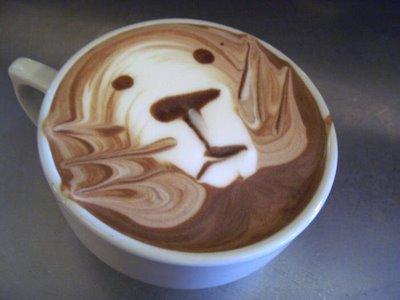 arte no cappuccino