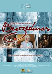 Capa do documentário Benzeduras - A sagração do cotidiano