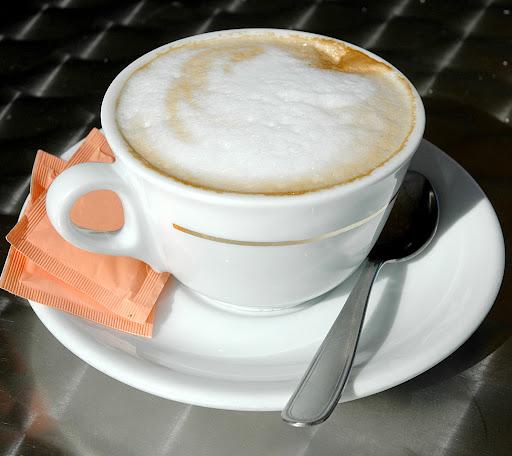 O verdadeiro cappuccino