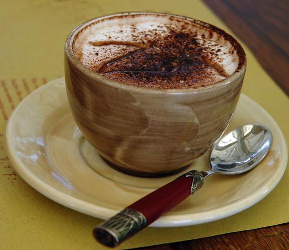 Café ao estilo marroquino