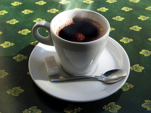 Café preto black coffe caffè nero