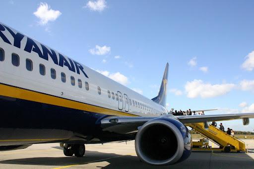 Aeronave da Ryanair