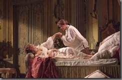 Renee Fleming at the Met in Der Rosenkavalier