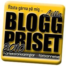 Lilla bloggpriset