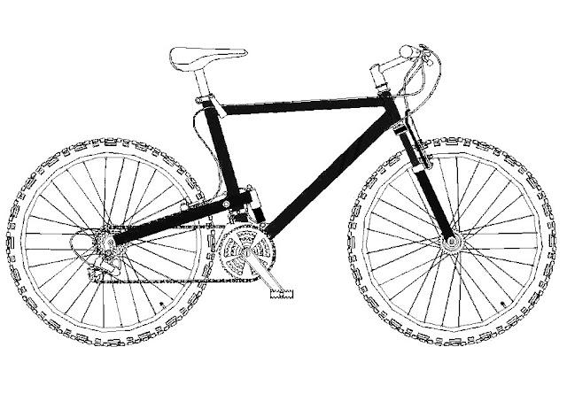 best Dibujos Para Pintar De Bicicletas De Montaña image collection