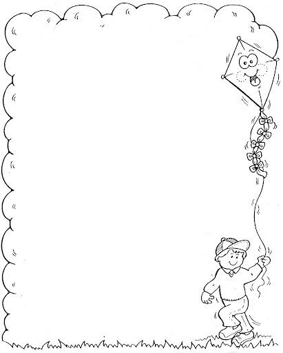 Marcos en dibujos - Imagui