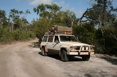4x4 The Old Telegragh Track Cape York
