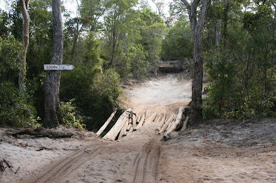 Cypress Creek, Old Telegraph Track, Cape York