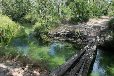 Nolan's Brook Bridge, Old Telegraph Track, Cape York