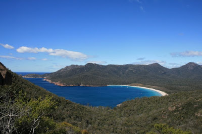 Wine Glass Bay - Freycinet National Park Tasmania Australia