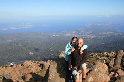Mount Wellington Hobart Tasmania Australia
