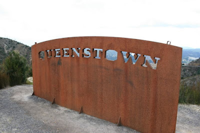 Queenstown Tasmania Australia