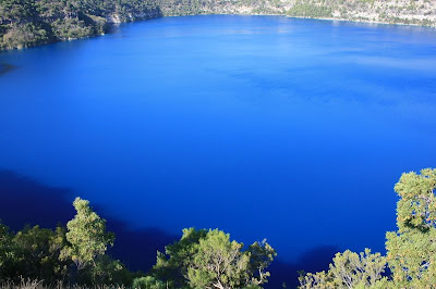 Blue Lake Mount Gambier South Australia